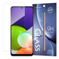 Tempered Glass 9H Screen Protector for Samsung Galaxy A22 4G (packaging – envelope)