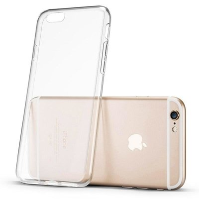 Ultra Clear 0.5mm Case Gel TPU Cover for iPhone 11 transparent